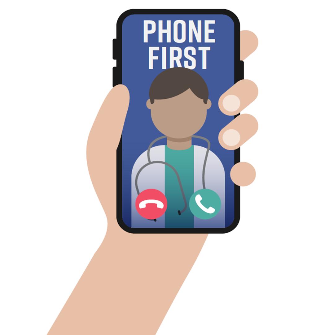 phone first logo